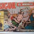 Tebeos: SIGUR EL VIKINGO Nº 8 TORAY. Lote 160385366