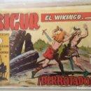 Tebeos: SIGUR EL VIKINGO Nº 12 TORAY. Lote 160385838