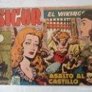 Tebeos: SIGUR EL VIKINGO Nº 14 TORAY. Lote 160385986