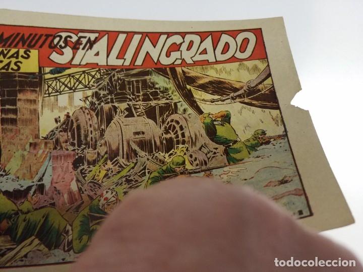 Tebeos: HAZAÑAS BELICAS 1 SERIE 2 DIEZ MINUTOS EN STALINGRADO TORAY BUEN ESTADO - Foto 2 - 160434438