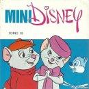 Tebeos: MINI DISNEY TOMO 10 EDICIONES TORAY 1984. Lote 160467230