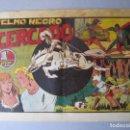 Tebeos: YELMO NEGRO (1947, TORAY) 5 · 1947 · CERCADO. Lote 160511742