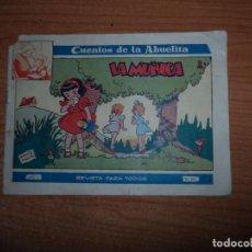 Tebeos: CUENTOS DE LA ABUELITA N º 265 ORIGINAL EDITORIAL TORAY . Lote 160515270