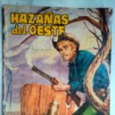 Tebeos: HAZAÑAS DEL OESTE- Nº 26 -1963-FLORENCI CLAVÉ-LÓPEZ ESPÍ-F. CUETO-M.REGULAR-DIFÍCIL-LEAN--0860. Lote 160539324
