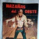 Tebeos: HAZAÑAS DEL OESTE - Nº 38- GRAN JOSÉ DUARTE- F.CUETO-1963-CORRECTO-DIFÍCIL-LEAN-0862. Lote 160542382
