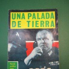 Tebeos: ESPIONAJE (1965, TORAY) 20 · 1966 · UNA PALADA DE TIERRA. Lote 160572942