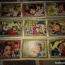 Tebeos: LOTE 9 AZUCENA BIEN CONSERVADOS ORIGINALES AÑO 1960-1. Lote 160745214