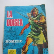 Tebeos: NOVELAS GRAFICAS CLASICAS LA ODISEA HOMERO Nº 34 DE TORAY CS140B. Lote 160961654