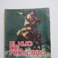 Tebeos: SIOUX Nº 120 - EL HIJO DEL PROSCRITO TORAY CS140B. Lote 160962710