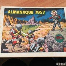 Tebeos: MUNDO FUTURO ALMANAQUE 1957 (ORIGINAL TORAY) (COIM27). Lote 161507662