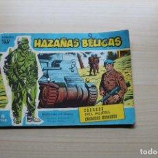 Tebeos: HAZAÑAS BÉLICAS AZULES Nº 190, EDITORIAL TORAY. Lote 161698874
