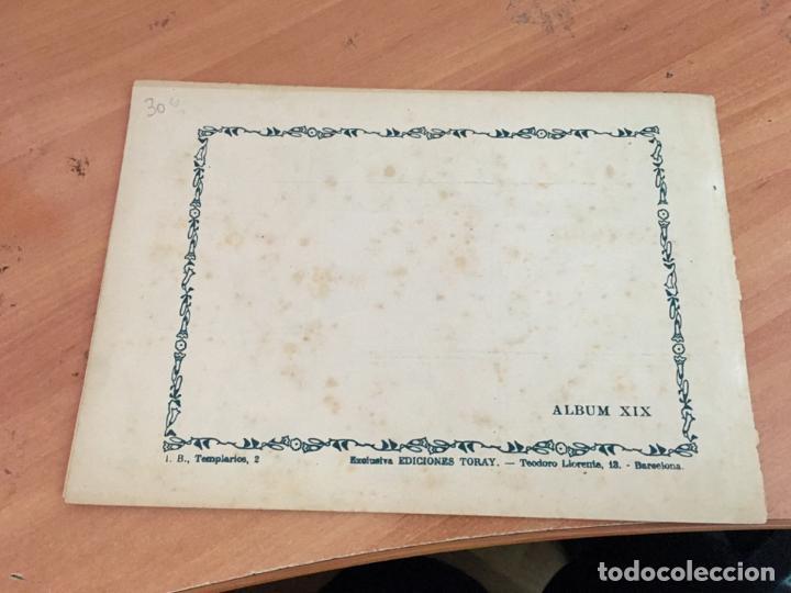 Tebeos: ZARPA DE LEON ALBUM XIX 19 KRUM VUELVE AL ATAQUE (ORIGINAL TORAY ) (COIM27) - Foto 2 - 161701378