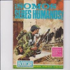 Tebeos: ¡ SOMOS SERES HUMANOS !. BOIXCAR Nº 51. Lote 161923250