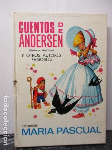 RISCAL.-CUENTOS DE ANDERSEN TORAY Nº 5 ILUSTRACIONES DE MARIA PASCUAL (Tebeos y Comics - Toray - Otros)