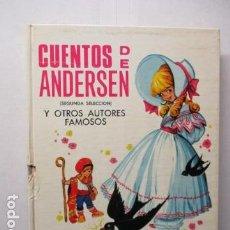 Tebeos: RISCAL.-CUENTOS DE ANDERSEN TORAY Nº 5 ILUSTRACIONES DE MARIA PASCUAL. Lote 213445153