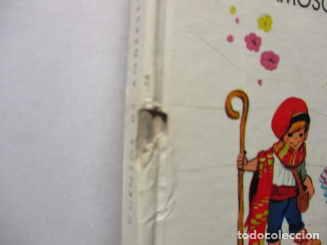 Tebeos: RISCAL.-CUENTOS DE ANDERSEN TORAY Nº 5 ILUSTRACIONES DE MARIA PASCUAL - Foto 2 - 213445153
