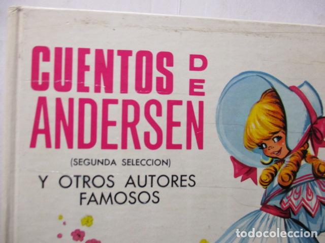 Tebeos: RISCAL.-CUENTOS DE ANDERSEN TORAY Nº 5 ILUSTRACIONES DE MARIA PASCUAL - Foto 5 - 213445153