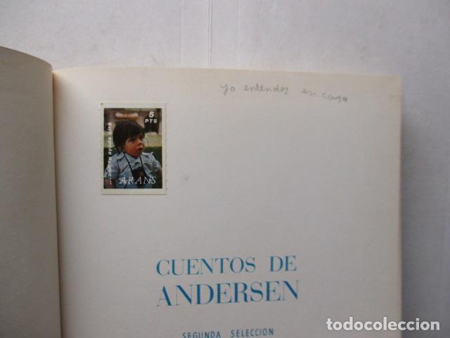Tebeos: RISCAL.-CUENTOS DE ANDERSEN TORAY Nº 5 ILUSTRACIONES DE MARIA PASCUAL - Foto 10 - 213445153