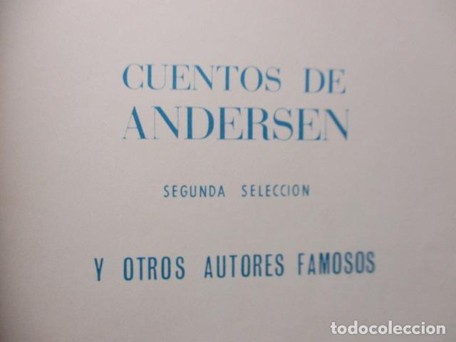 Tebeos: RISCAL.-CUENTOS DE ANDERSEN TORAY Nº 5 ILUSTRACIONES DE MARIA PASCUAL - Foto 11 - 213445153