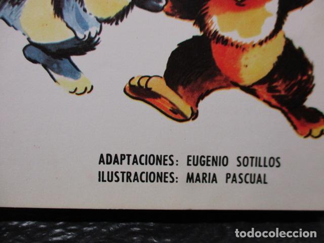 Tebeos: RISCAL.-CUENTOS DE ANDERSEN TORAY Nº 5 ILUSTRACIONES DE MARIA PASCUAL - Foto 17 - 213445153
