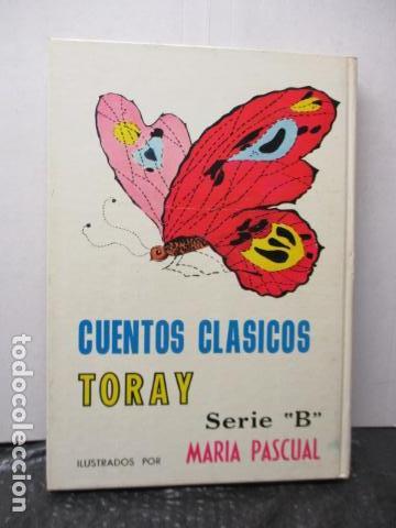 Tebeos: RISCAL.-CUENTOS DE ANDERSEN TORAY Nº 5 ILUSTRACIONES DE MARIA PASCUAL - Foto 21 - 213445153