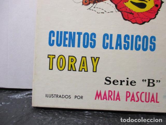 Tebeos: RISCAL.-CUENTOS DE ANDERSEN TORAY Nº 5 ILUSTRACIONES DE MARIA PASCUAL - Foto 22 - 213445153