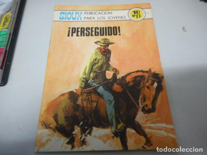 SIOUX PERSEGUIDO (Tebeos y Comics - Toray - Sioux)