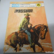 Tebeos: SIOUX PERSEGUIDO . Lote 162104870