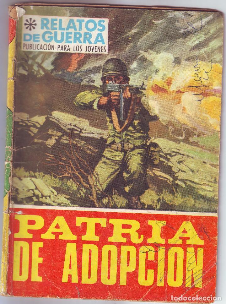 PATRIA DE ADOPCIÓN (Tebeos y Comics - Toray - Otros)