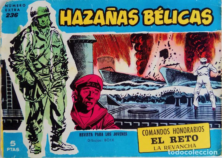 Tebeos: COLECCIÓN BÉLICAS Nº 231 EXTRA, 236 EXTRA, 263 EXTRA, 297 - TRES GANGSTERS EN LA ARMADA Y OTROS - Foto 3 - 162295506