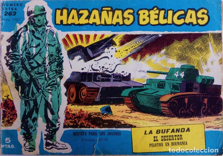 Tebeos: COLECCIÓN BÉLICAS Nº 231 EXTRA, 236 EXTRA, 263 EXTRA, 297 - TRES GANGSTERS EN LA ARMADA Y OTROS - Foto 4 - 162295506