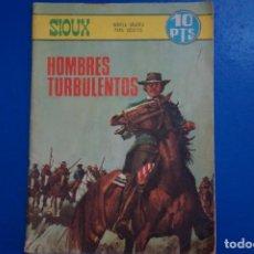 Livros de Banda Desenhada: COMIC DE HOMBRES TURBULENTOS AÑO 1967 Nº 91 DE EDICIONES TORAY LOTE 19. Lote 162565330