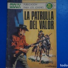 Livros de Banda Desenhada: COMIC DE LA PATRULLA DEL VALOR AÑO 1967 Nº 54 DE EDICIONES TORAY LOTE 19. Lote 162565730