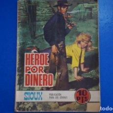 Livros de Banda Desenhada: COMIC DE HEROE POR DINERO AÑO 1969 Nº 131 DE EDICIONES TORAY LOTE 19. Lote 162566134