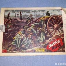 Tebeos: ANTIGUO COMIC DE HAZAÑAS BELICAS BARRO RUSO DE EDICIONES TORAY ORIGINAL VER FOTO Y DESCRIPCION. Lote 162685238