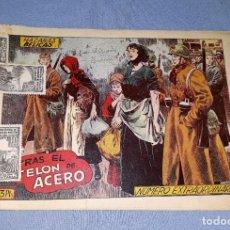Tebeos: ANTIGUO COMIC DE HAZAÑAS BELICAS TRAS EL TELON DE ACERO TORAY ORIGINAL VER FOTO Y DESCRIPCION. Lote 162692154