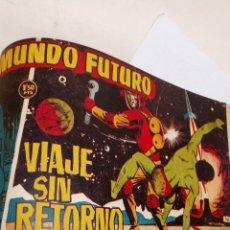 BDs: COMIC TORAY ENCUADERNADO MUNDO FUTURO BOIXCAR VARIOS CAPITULOS. Lote 163134553