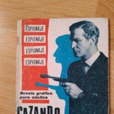 Comics - CAZANDO ESPIAS - TORAY - ESPIONAJE - 163495250