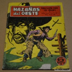 Tebeos: HAZAÑAS DEL OESTE, 159. TORAY 1968. LITERACOMIC. C2. Lote 163740994