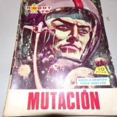 Tebeos: ROBOT 76 MUTACION . Lote 163782726