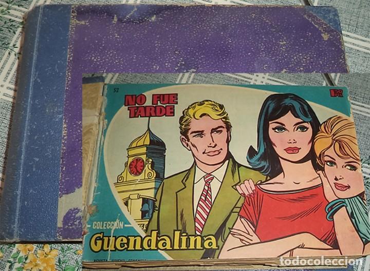 GUENDALINA TOMO CON 48 REVISTAS DEL 52 A LA 100 ED TORAY 1959 (Tebeos y Comics - Toray - Guendalina)