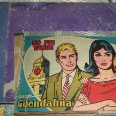 Tebeos: GUENDALINA TOMO CON 48 REVISTAS DEL 52 A LA 100 ED TORAY 1959 . Lote 163901662