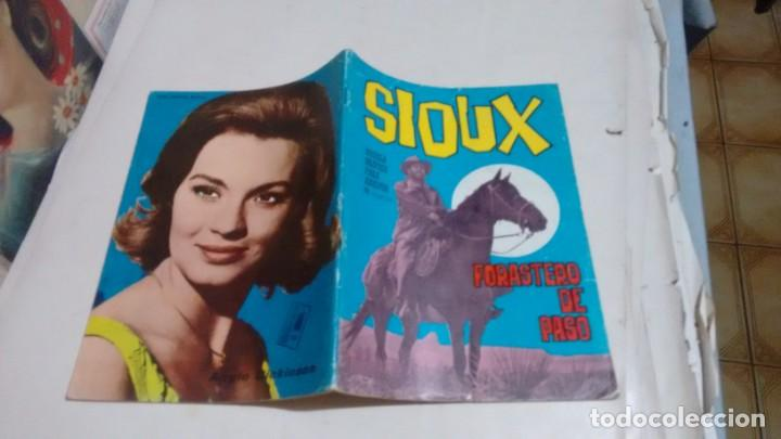 SIOUX - ED. TORAY (Tebeos y Comics - Toray - Sioux)