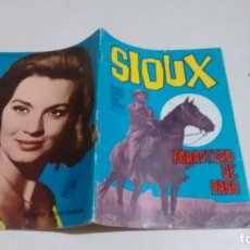 Tebeos: SIOUX - ED. TORAY. Lote 164003130