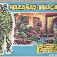 Tebeos: COMIC COLECCION HAZAÑAS BELICAS AZULES Nº 46. Lote 164153206