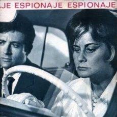 Comics - ESPIONAJE - Nº 23 -ACCIDENTE CASUAL - GRAN VICENTE FARRES-1966-CORRECTO- ESCASO-DIFÍCIL-LEAN-1112 - 164315441