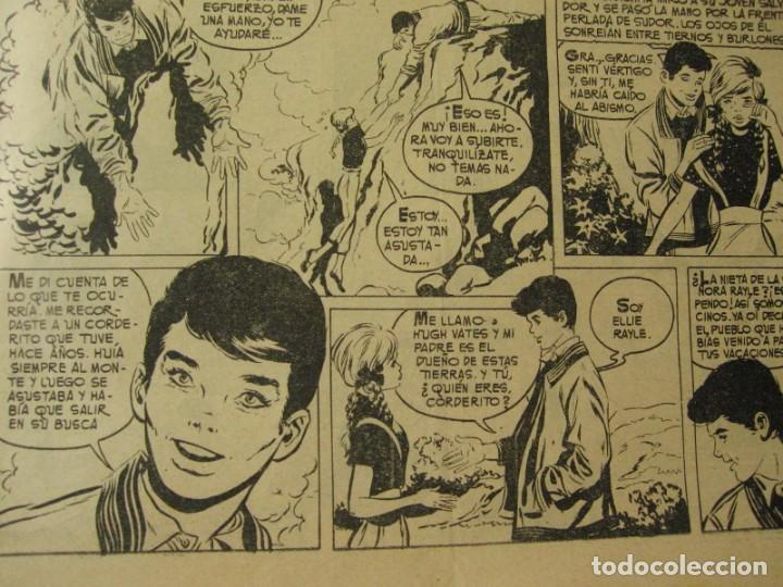 Tebeos: Lote de 6 Tebeos Comics serie Juvenil Femenina Serenata Dibujos Maria Pascual - Foto 6 - 164349394