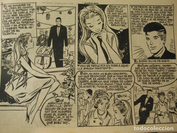 Tebeos: Lote de 6 Tebeos Comics serie Juvenil Femenina Serenata Dibujos Maria Pascual - Foto 9 - 164349394