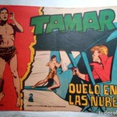 Giornalini: TAMAR - Nº 179 -DUELO EN LAS NUBES-1964-GRAN ANTº BORRELL-RICARDO ACEDO CORRECTO-DIFÍCIL-1143. Lote 164761202