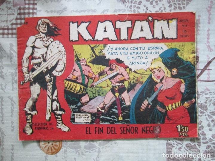 KATAN Nº 16 (Tebeos y Comics - Toray - Katan)